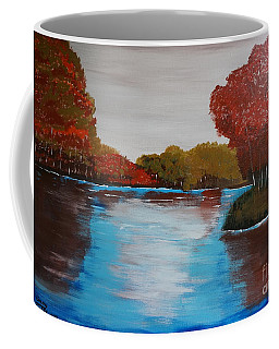Changing Seasons Coffee Mug