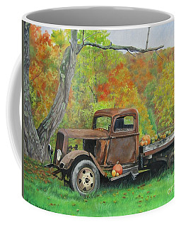 Changing Times Coffee Mug