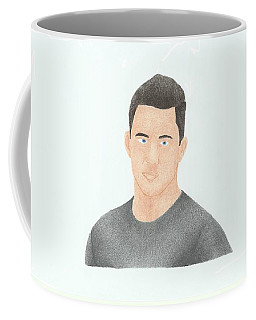 Channing Tatum Coffee Mug