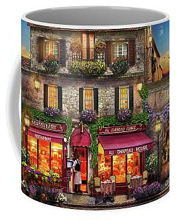 Chapeau Rouge Coffee Mug