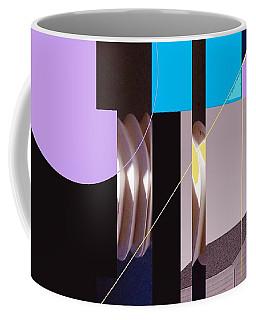 Chapel Coffee Mug by Andrew Drozdowicz