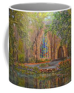Chapel At Callaway Coffee Mug