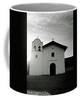 Chapel In The Shadows- Art By Linda Woods Coffee Mug
