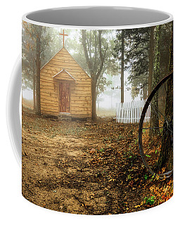 Chapel In The Woods 1 Coffee Mug