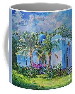 Chapel Of St. Panteleimon Coffee Mug by AnnaJo Vahle