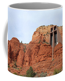 Chapel Of The Holy Cross Coffee Mug