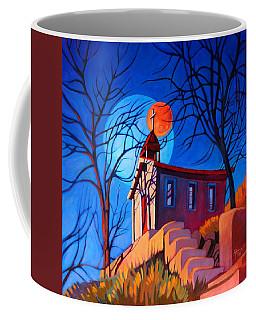 Chapel On The Hill Coffee Mug