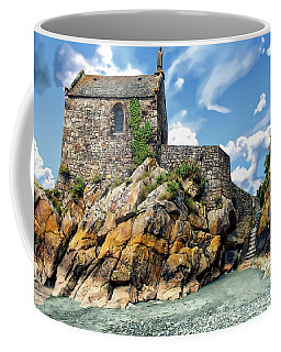 Chapel Saint-aubert Coffee Mug