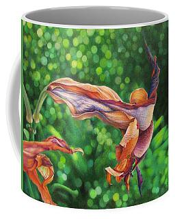 Character Lines Coffee Mug