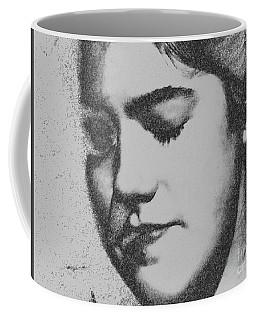 Charcoal Portrait Coffee Mug