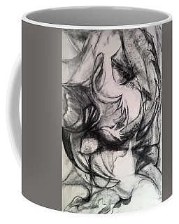 Charcoal Study Coffee Mug