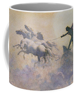 Chariot Of The Sun Coffee Mug