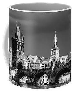 Charles Bridge Prague Czech Republic Coffee Mug