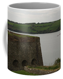Charles Fort Coffee Mug