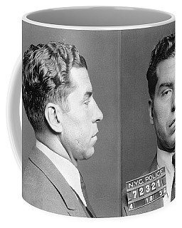 Charles Lucky Luciano Coffee Mug