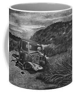 Charles Manson Power Wagon Coffee Mug