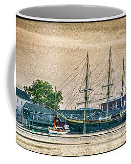 Charles W. Morgan #1 Coffee Mug
