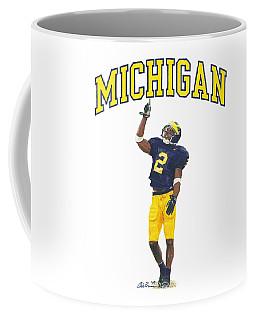 Charles Woodson Coffee Mug