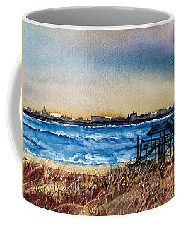 Charleston At Sunset Coffee Mug by Lil Taylor