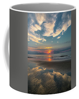 Charleston Coast Sunrise Coffee Mug