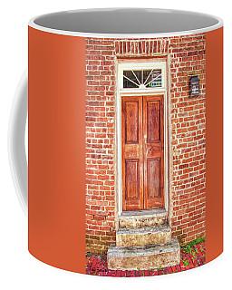 Charleston Doors 1 Coffee Mug
