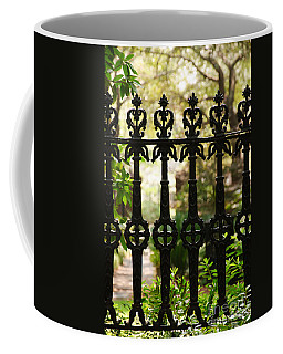 Charleston Fence Coffee Mug
