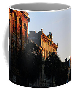 Charleston Coffee Mug by James Kirkikis