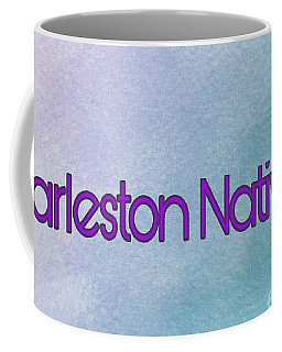 Charleston Native Text 1 Coffee Mug
