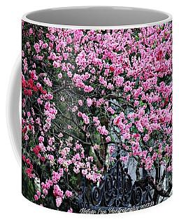 Charleston Pink Coffee Mug