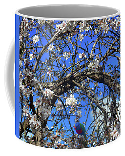 Coffee Mug featuring the photograph Charlie Blossom by Mark Blauhoefer