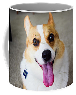 Charlie The Corgi Coffee Mug