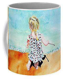 Charlotte By The Lake Coffee Mug