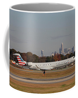 Charlotte Douglas International Airport 17 Coffee Mug