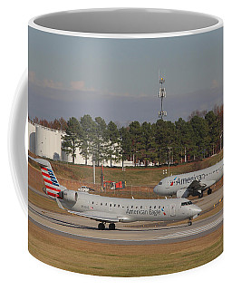 Charlotte Douglas International Airport 21 Coffee Mug