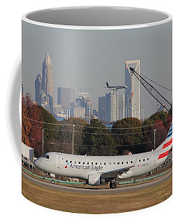 Charlotte Douglas International Airport 22 Coffee Mug