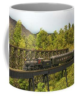 Charlotte Harbor And Northern Railroad Coffee Mug by John Black