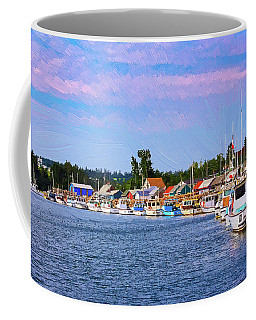 Charlottetown Harbor Coffee Mug