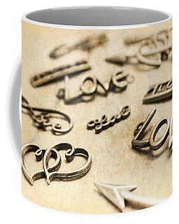 Charming Old Fashion Love Coffee Mug