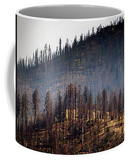 Charred Coffee Mug