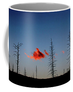 Charred Sunset Coffee Mug
