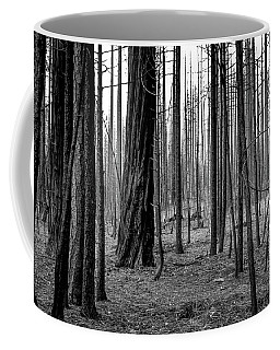 Charred Trees Coffee Mug