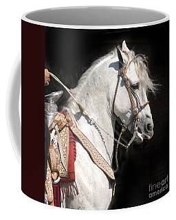 Charro Stallion Coffee Mug