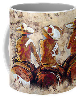 Charros Coffee Mugs