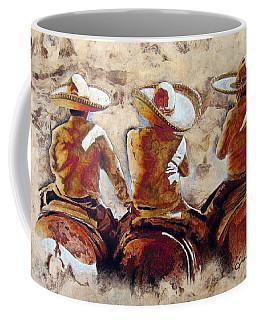 3 . C H A R R O  . F R I E N D S Coffee Mug