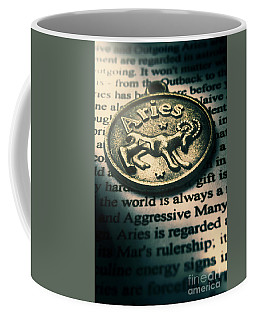 Charting In Aries Coffee Mug