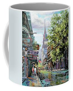 Chartres Rain Coffee Mug