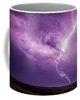 Chasing Nebraska Lightning 018 Coffee Mug