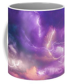 Chasing Nebraska Lightning 056 Coffee Mug