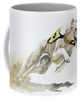 Chasing Rusty Coffee Mug