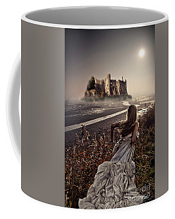 Chasing The Dreams Coffee Mug by Mo T